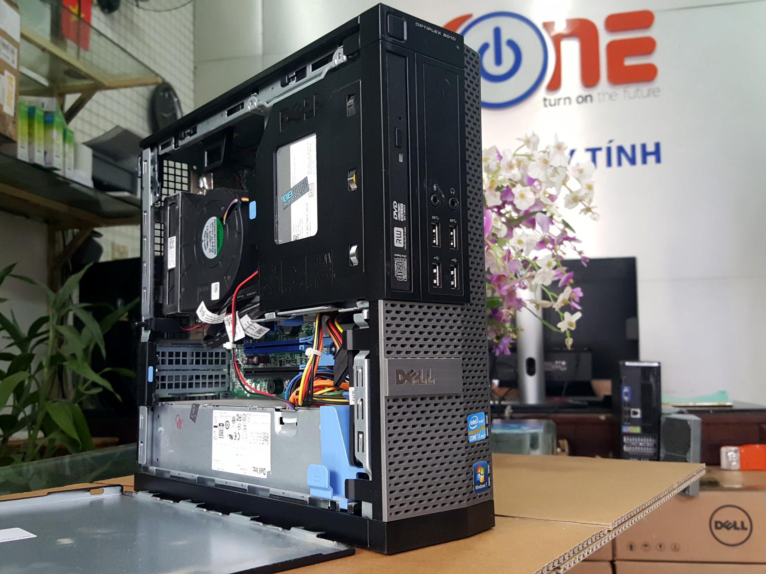 Dell Optiplex 7010 Cấu hình 1