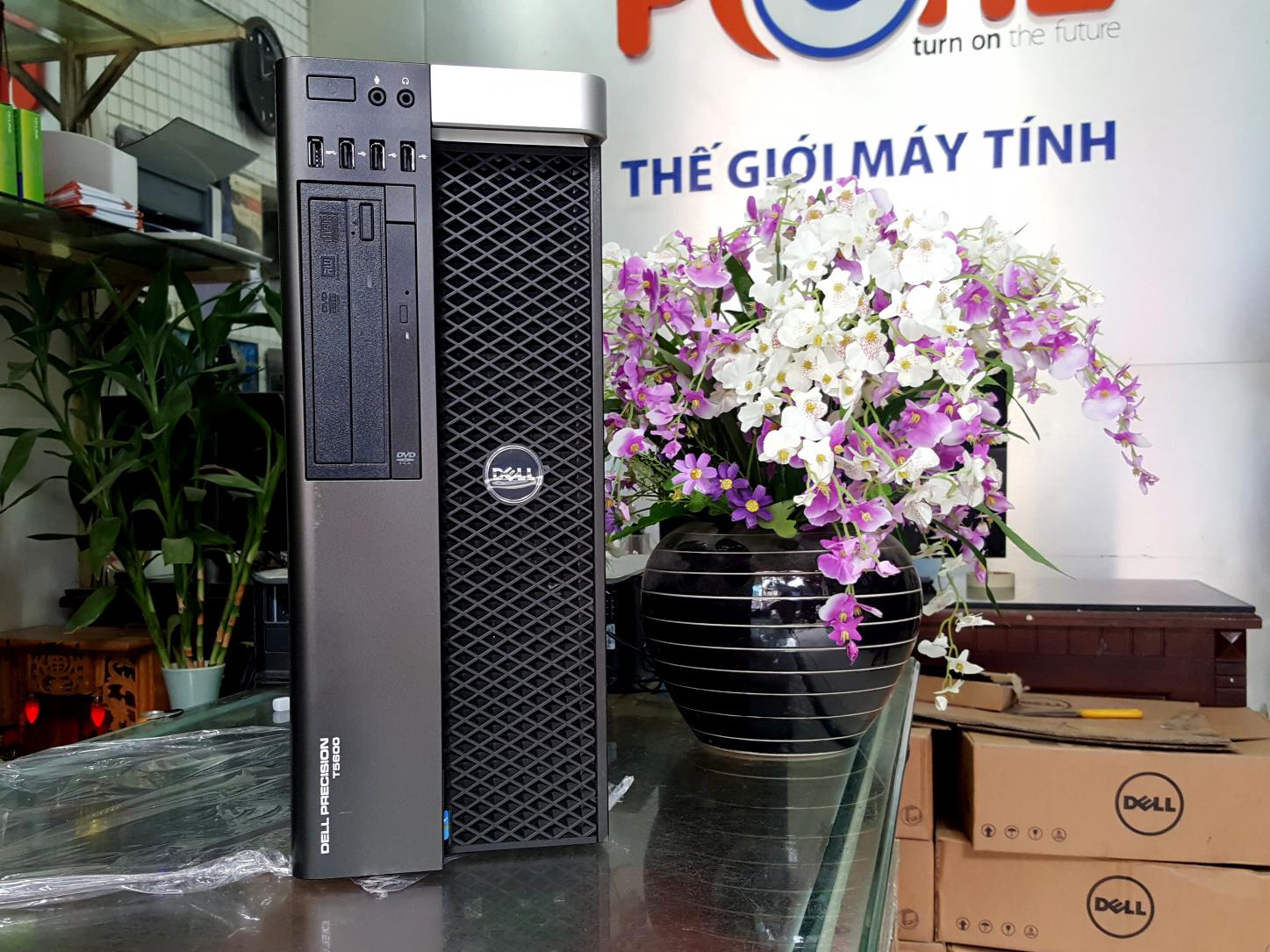 Dell Precision T3600 Cấu hình 1