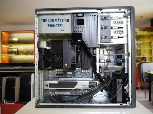 Máy tính trạm HP Z420 cấu hình đồ họa mạnh, biên tập làm phim