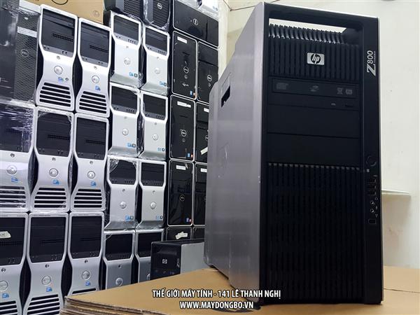 HP Z800 WorkStation Cấu hình 6