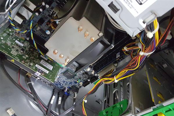 Máy tính HP Z400 Workstation chuyên dựng phim