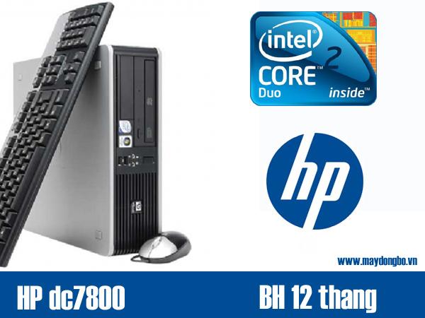 HP Compaq dc7800 nhập khẩu từ Nhật Bản, chip E7300