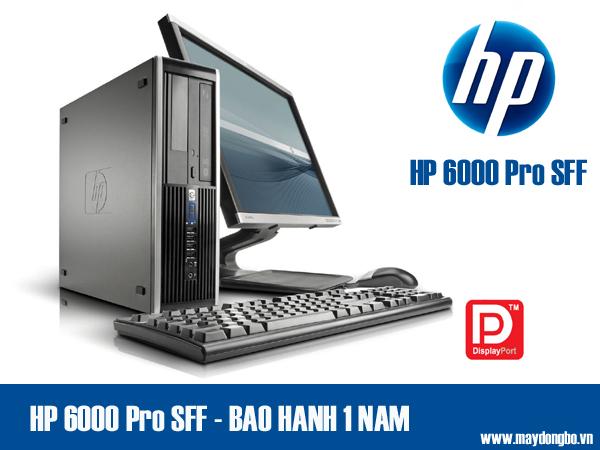 Máy đồng bộ HP dc 6000 Pro, Intel Chipset Q43/Q45