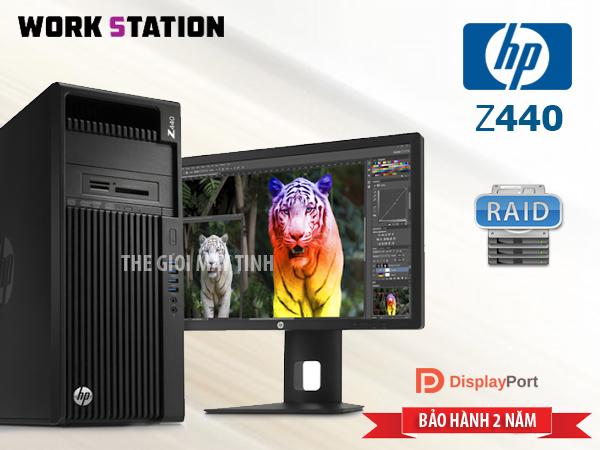 HP Z440 Workstation cũ giá rẻ