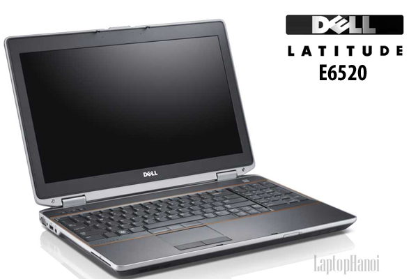 Laptop cũ Dell Latitude E6520