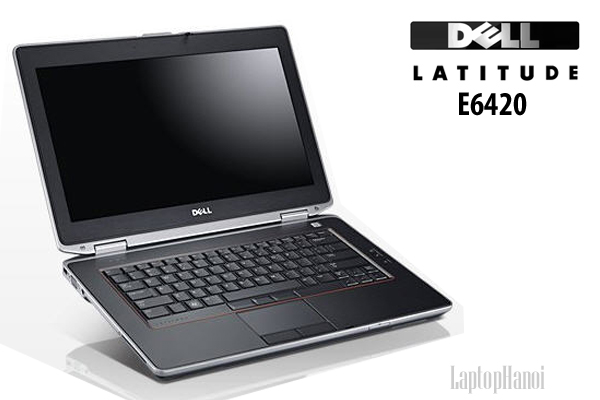 Laptop Dell cũ Latitude E6420